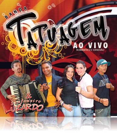 Cd Banda Tatuagem Ao Vivo (Agosto-2008)