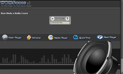Player para vários formatos