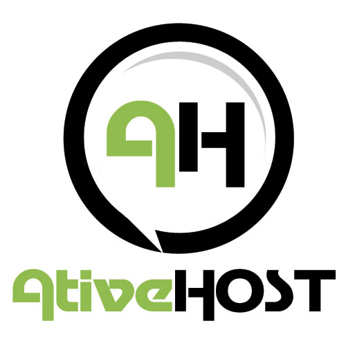 Logomarca Ative Host